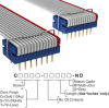Rectangular Cable Assemblies -- C8RRG-1406G-ND -Image