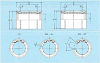 SM Metric Type Linear Motion Bearings -- SM 60
