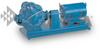 Horizontal Two Stage-Diagonal Split Case Pump -- Model 431B - Image