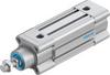 ISO cylinder -- DSBC-40-50-D3-PPSA-N3 -Image