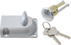 Garage Door Dead Bolt Lock -- 8407264