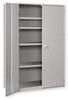 Cabinets - Heavy Duty Storage: See Thru Storage Cabinets -- HDSC-3684-24-4-PLEX