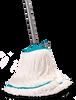 Microfiber Snap-Off® Mop -- 8311