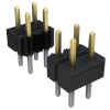 Rectangular Connectors - Headers, Male Pins -- S2411-24-ND -Image