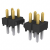 Rectangular Connectors - Headers, Male Pins -- SAM1022-22-ND -Image