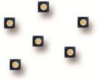 Silicon Limiter Diodes, Packaged And Bondable Chips -- CLA4611-000 - Image