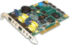 PCI Based Dual HD Universal T1 E1 Card -- HTE001 -Image