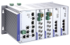 4-slot modular industrial multi-service gateway -- VPort 704-T - Image