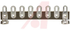 connector,lug type terminal strip,.375 density,.140 mounting hole,8 lugs,2 gnd -- 70152922