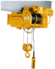 Low-Headroom Hoists -- B3-2D