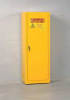 Safety Cabinet,Space Saver,24 Gal.,Red -- 4HPX2