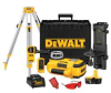 DEWALT 18 V Self-Leveling Int/Ext Rotary Laser Package -- Model# DW079KDT