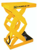 Scissor Lift - Double: Light Duty -- DSL15-1636