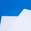 White Polyvinyl Chloride (PVC) Sheeting -- 45028 - Image