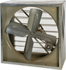 Belt Drive Cabinet Fans with Auto Shutters -- Airmaster - Image