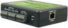 Ethernet to 4 Optically Isolated Inputs / 4 Form C Relay Outputs Digital Interface Adapter, with PoE (802.3af) -- 120PoE