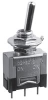TOGGLE SWITCH, BAT, ON-NONE-ON, SPDT -- 50M3571