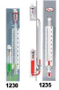 Flex-Tube® Well-Type Manometer -- Series 1230/1235