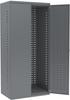 Cabinet, AkroBin Cabinet 24D, Steel Doors, Gray -- AC3624 - Image