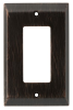 Liberty Hardware 126407, Single Decorator Wall Plate, Vene.. -- LA126407