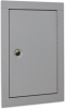 Mid-sized In-wall Steel Cabinet -- Model # IWC-22