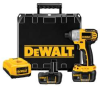 DEWALT 18 V 1/4 In. Cordless Li-ion Impact Driver Kit -- Model# DCF826KL