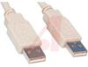 USB 2.0 A Plug to A Plug - 15 ft - Good -- 70159508 - Image