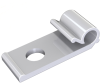 Cable Clamps - Screw Mount -- WHC-125-01 -Image