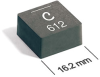 XAL1580 Series High Current Shielded Power Inductors -- XAL1580-182 -Image
