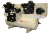 Small Air Compressor - Reciprocating -- Electric-Driven Duplex Air Compressors