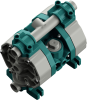 AODD Thermoplastic ASTRA Pumps -- DDA50