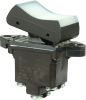 TP Series Rocker Switch, 2 pole, 2 position, Screw terminal, Above Panel Mounting -- 2TP16-3 -Image