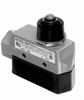 Enclosed Switches Series E6: Top Plunger Actuator; 1NC 1NO SPDT Snap Action; 4-pin Receptacle Minichange Connector -- BZE6-2RN-R