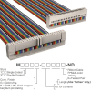 Rectangular Cable Assemblies -- M3DMK-5036R-ND -Image