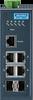 4GE+2G SFP Managed Ethernet Switch, -40~75? -- EKI-7706G-2FI -Image