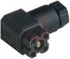 Connector, G 4 W 1 F Black, Cable Socket, 4 Contacts, PG 7 Gland, G4W1F Black -- 70051311