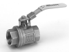 Brass Full Port Ball Valve -- Model 2