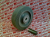 COLSON 1.00003.441 ( CASTER PERFORMA RUBBER WHEEL 3IN BORE 7/16IN ) -Image