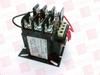 ALLEN BRADLEY 1497-B-M4-3-N ( 1497 - CCT MULTI-TAP TRANSFORMER, 80VAPCNONE, 380V / 400V / 415V PRIMARY, 115V/230V 50HZ SECONDARY, 2 PRI - 1 SEC FUSE BLOCKS, NO COVER/ NO SEC. FUSE ) - Image