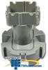 Hubbell Round Plastic Low Voltage Divider Floor Box -- PFBT1A