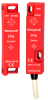Honeywell FF Series Safety Switch and Actuator, red ABS, 1NC safety and 1NO auxiliary, dc, 3 m pre-wired -- FF6-11-DC-03 -Image