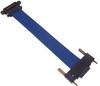 Rectangular Cable Assemblies -- 612-HQDP-020-06.00-TTL-TEU-5-B-ND -- View Larger Image