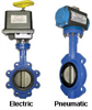 Dwyer Series ABFV Automated Butterfly Valve