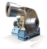 Engineered Heavy Duty Fans -- T Range Single and Double Stage Centrifugal Blowers