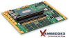 Rugged COM Express Type 6 Module -- XCOM-6400