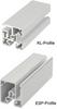 Aluminum Functional Profiles System -- Frameworks® ESP-Profile