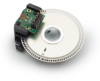 Cost Effective, Miniature Optical Incremental Encoder Module, 100 to 500 CPR -- AEDB-9140-H14