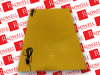 SAFETY MAT - YELLOW 1000MM X 1500MM TWO 4.5M (15 FT.) 2-WIRE CABLES EXIT OUT