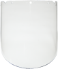 Face Protection Propionate Headgear and Visors for Chemical and Splash -- V-Gard®