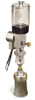 """(Formerly B1743-2X-1.5SS-120/60), Electro Chain Lubricator, 2 1/2 oz Polycarbonate Reservoir, 1 1/2"""" Round Brush Stainless Steel, 120V/60Hz -- B1743-002B1SR41206W -- View Larger Image"""